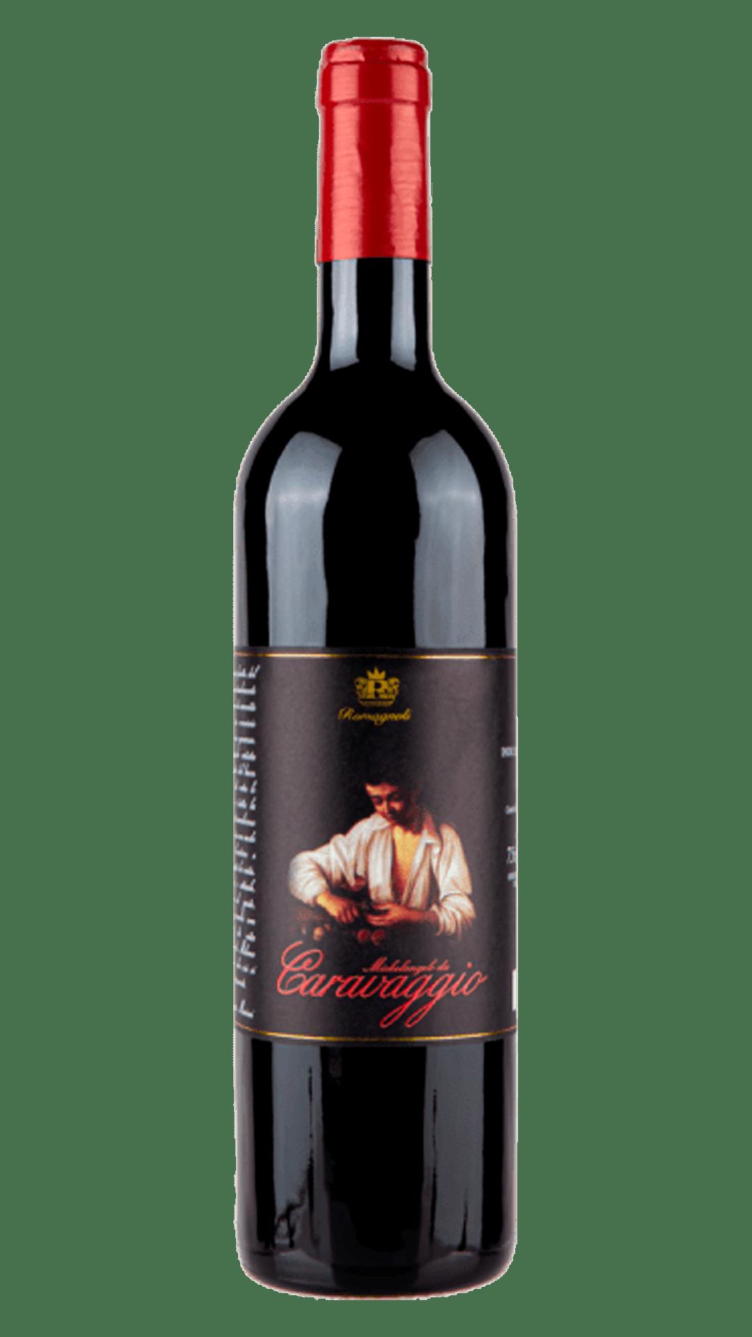 Caravaggio-Emilia-I.G.T.-Rosso