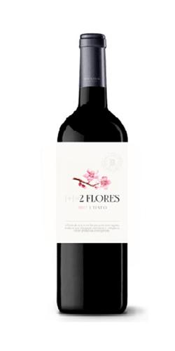 2-Flores-Tinto-750ml-Douro-e-Tras-os-Montes