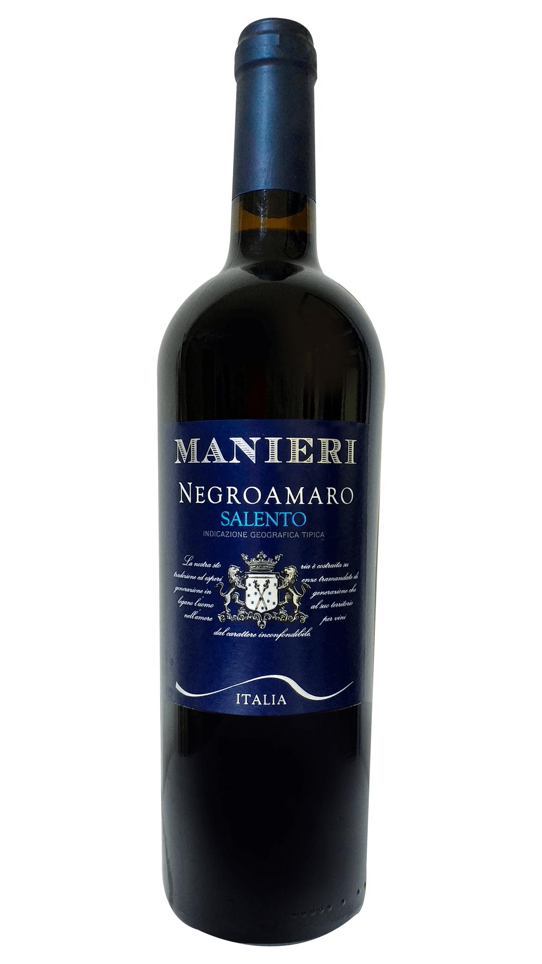 Negroamaro-Salento-I.G.T.-Manieri