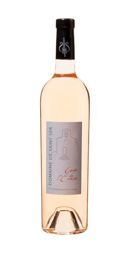 Vinho-Rose-Domaine-de-Saint-Ser-Cuvee-de-l'Ermite-2017