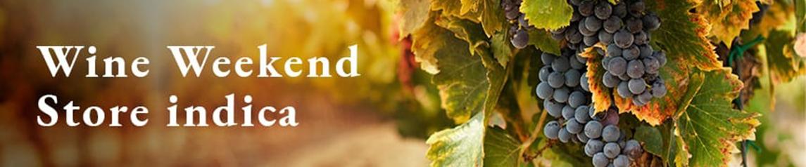 Wine Weekend Indica