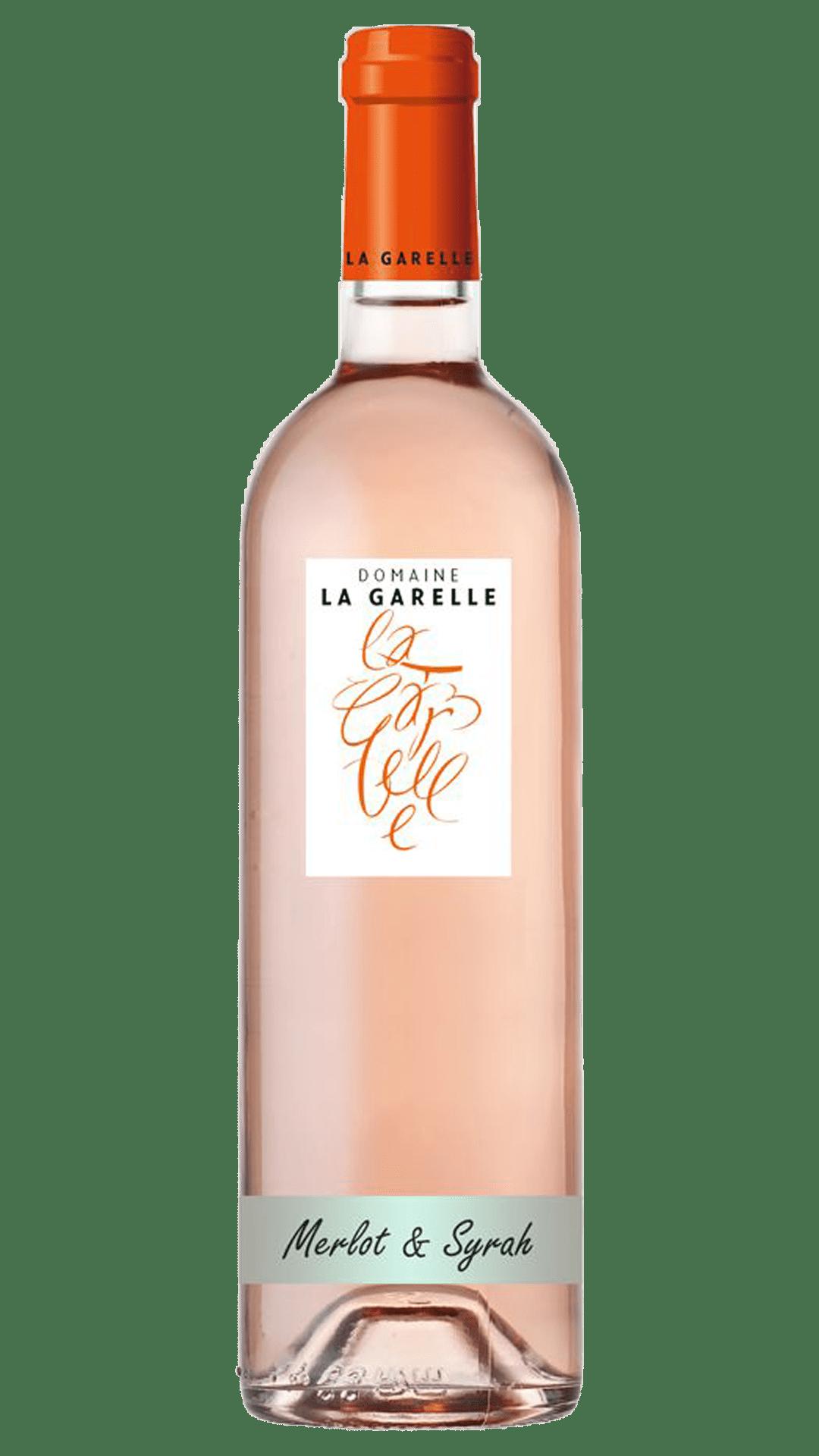 Domaine-La-Garelle-Merlot-Syrah-2019